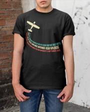 Aviation Phonetic Alphabet - Airplane Vintage Classic T-Shirt apparel-classic-tshirt-lifestyle-31