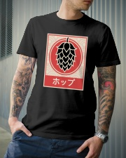 RETRO BEER - JAPAN HOP Classic T-Shirt lifestyle-mens-crewneck-front-6