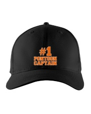 PONTOON BOAT GIFT - N1 PONTOON CAPTAIN  Embroidered Hat thumbnail