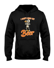 CRAFT BEER LOVER - I CAN'T HOLD MY BEER Hooded Sweatshirt thumbnail