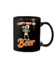CRAFT BEER LOVER - I CAN'T HOLD MY BEER Mug thumbnail