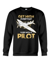 PILOT GIFT - GET HIGH Crewneck Sweatshirt tile