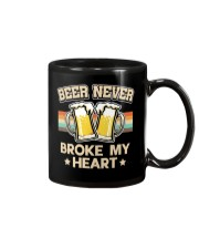 CRAFT BEER LOVER -  BEER NEVER BROKE MY HEART Mug thumbnail