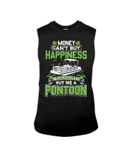 PONTOON BOAT GIFT - MONEY COULD BUY ME A PONTOON Sleeveless Tee thumbnail