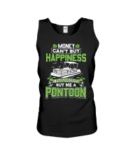 PONTOON BOAT GIFT - MONEY COULD BUY ME A PONTOON Unisex Tank thumbnail