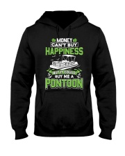 PONTOON BOAT GIFT - MONEY COULD BUY ME A PONTOON Hooded Sweatshirt tile