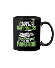 PONTOON BOAT GIFT - MONEY COULD BUY ME A PONTOON Mug tile