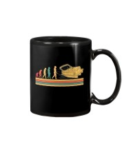 PONTOON BOAT GIFT - EVOLUTION Mug thumbnail