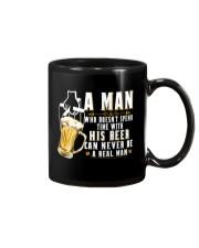 A REAL MAN Mug thumbnail