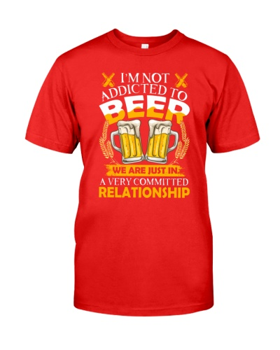 CRAFT BEER BREWERY - A VERY COMMITTED RELATIONSHIP