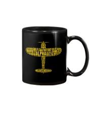 AVIATION PILOT GIFT - VOUGHT F4U CORSAIR ALPHABET Mug thumbnail