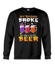 B - HW - MY BROOM Crewneck Sweatshirt thumbnail
