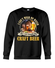 CRAFT BEER LOVER - STAGGER ON BEER Crewneck Sweatshirt thumbnail