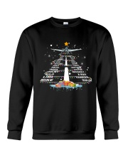 PILOT GIFT - THE ALPHABET XMAS TREE  Crewneck Sweatshirt thumbnail
