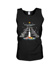 PILOT GIFT - THE ALPHABET XMAS TREE  Unisex Tank thumbnail