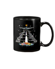 PILOT GIFT - THE ALPHABET XMAS TREE  Mug thumbnail