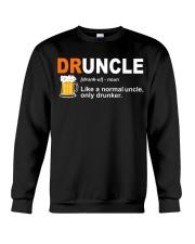 CRAFT BEER BREWERY DRUNCLE  Crewneck Sweatshirt thumbnail