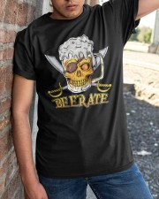 BEER ME - BEERATE Classic T-Shirt apparel-classic-tshirt-lifestyle-27