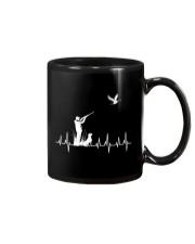 DUCK HUNTING HEARTBEAT Mug thumbnail
