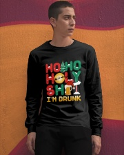 CRAFT BEER LOVER - I'M DRUNK Long Sleeve Tee apparel-long-sleeve-tee-lifestyle-04