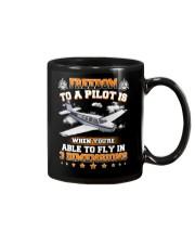 AIRPLANE GIFTS  - DIMENSION OF FLYING Mug thumbnail