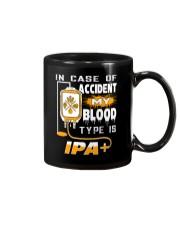 MY BLOOD TYPE IS IPA 2 Mug thumbnail
