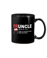 B - DRUNCLE WINE Mug thumbnail