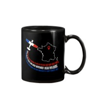 AIRPLANE GIFTS - FRANCE FLAG ALPHABET Mug thumbnail