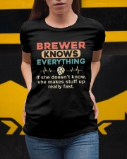 She - A Brewer Knows Everything Ladies T-Shirt apparel-ladies-t-shirt-lifestyle-04