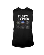 PILOT GIFTS - SIX PACK 2 Sleeveless Tee thumbnail
