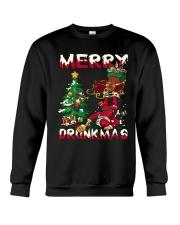 DRUNK SANTA Crewneck Sweatshirt thumbnail