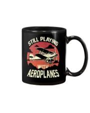 PILOT AVIATION - STILL PLAYING WITH AEROPLANES Mug thumbnail