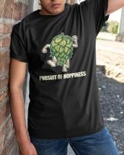 B - HOPPINESS Classic T-Shirt apparel-classic-tshirt-lifestyle-27