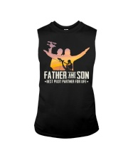 AVIATION RELATED GIFT - FATHER AND SON Sleeveless Tee thumbnail