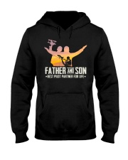 AVIATION RELATED GIFT - FATHER AND SON Hooded Sweatshirt thumbnail