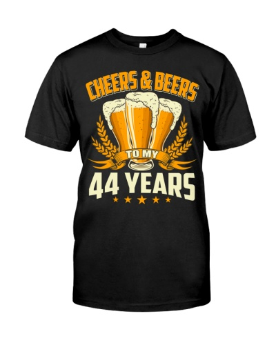 CHEER AND BEER TO MY AGE