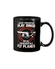 PILOT GIFT - REAL GRANDPAS FLY PLANES Mug thumbnail