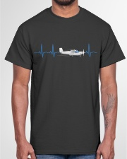 PILOT GIFTS - HEARTBEAT Classic T-Shirt garment-tshirt-unisex-front-03