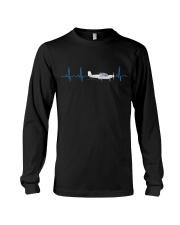 PILOT GIFTS - HEARTBEAT Long Sleeve Tee thumbnail