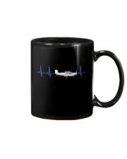 PILOT GIFTS - HEARTBEAT Mug thumbnail