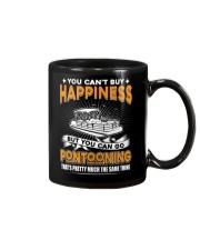 PONTOON BOAT GIFT - I'M PONTOONING Mug thumbnail