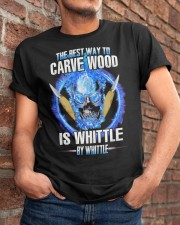 POTTERY GIFTS - WHITTLE Classic T-Shirt apparel-classic-tshirt-lifestyle-26