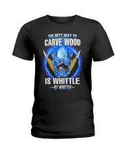 POTTERY GIFTS - WHITTLE Ladies T-Shirt thumbnail