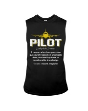 PILOT GIFTS - PILOT DEFINITION Sleeveless Tee thumbnail