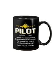 PILOT GIFTS - PILOT DEFINITION Mug thumbnail