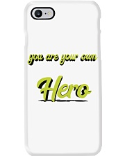 you are your own hero Phone Case thumbnail