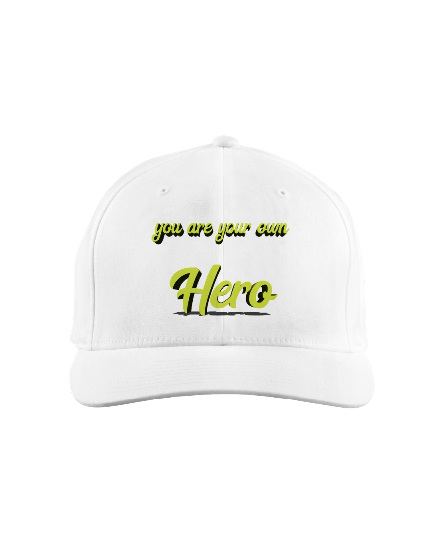 you are your own hero Classic Hat