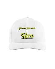 you are your own hero Classic Hat front