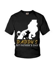 DADDY'S  1ST FATHER'S DAY GIFTS T-SHIRT Youth T-Shirt tile