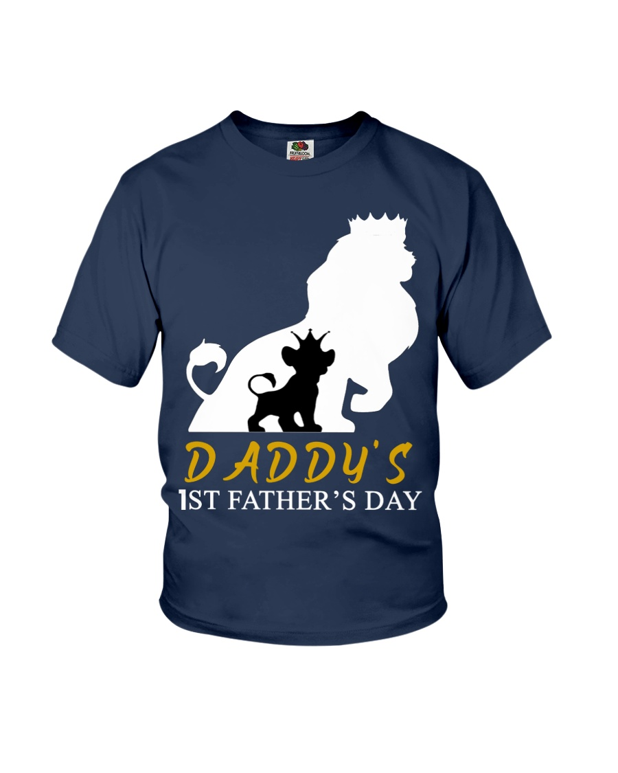 DADDY'S  1ST FATHER'S DAY GIFTS T-SHIRT Youth T-Shirt